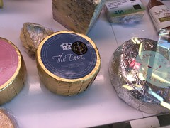 """The Duke"" Blue Cheese at Allgoods of Ely, Cambridgeshire (John D McDonald) Tags: thedukebluecheese thedukecheese cheese bluecheese allgoods allgoodsofely delicatessen deli cheesemonger cheeseshop food ely cambridgeshire cambs fens fenland isleofely anglia eastanglia geotagged iphone iphone6"