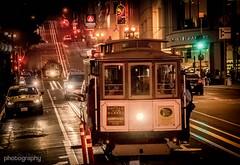 Cable Car (Alex Chilli) Tags: cablecar sanfrancisco california cali city tracks hills canon eos