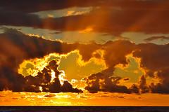 _DSC6761 (Marcin Wytrzyszczewski) Tags: poland baltic sea sunset landscape scenic water sereme clouds