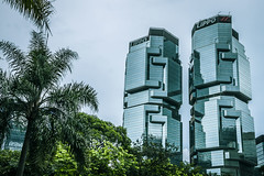 LiPPo CentrE (manugarciasan) Tags: hk hongkong china city skyline arquitectura edificios buildings towers ciudad lippo lippocentre hkisland