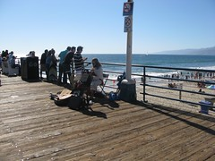SCENEquence of Los Angeles CA (yas8syas8s) Tags: losangels ca usa america 2015 travel santamonica pier la