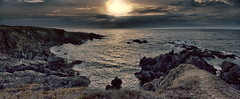 DSF_1593-95 (eR.A.) Tags: sunset portugal coast bay effect nikon d610 nikkor 24120 panorama flickrtravelaward