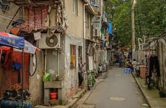 Shanghai streets 28 (stevefge) Tags: china shanghai street people streetlife community reflectyourworld