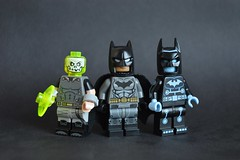 Dispersed Electro (th_squirrel) Tags: lego minifigs minifig minifigures minifigure batman dc comics atomic skull electro suit