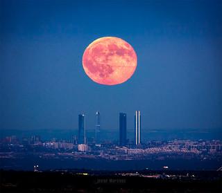 Luna llena Agosto 2016