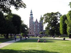 Copenhagen - Rosenborg castle (Conti Francesco) Tags: danimarca denmark danmark copenaghen copenhagen kobenhavn 2016