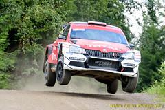 DSC_2052 (Salmix_ie) Tags: wrc rally finland 2016 july august fia motorsport ralley ralli neste gravel sand soratie speed nikon nikkor d7100 dust cars akk jyvskyl dmac michelin pirelli
