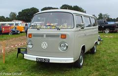 1972 Volkswagen T2 Transporter (peterolthof) Tags: neurhede 1011092016 dv1527 peter olthof peterolthof