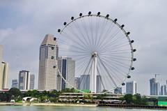 Singapore Flyer (vigor_gypsy) Tags: singaporeflyer singaporetourism