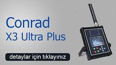 CONRAD X-3 ULTRA PROFESYONEL EM SSTEM (Bursa Dedektr) Tags: conrad conraddedektr conraddetectors conradtoprakaltgrntleme conradx3ultra dedektr ekranldedektr grntldedektr toprakaltgrntleme ultra x3ultra yeraltgrntleme