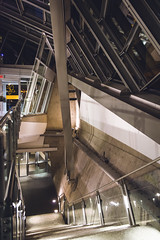 Geometrical (Playing_with_light) Tags: intercontinental world trade center nikon d800 stairs modern glass triangles