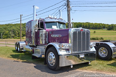 2016 Peterbilt 389 Pride & Class (1) (Trucks, Buses, & Trains by granitefan713) Tags: truck tractor trucktractor peterbilt peterbilttruck sleeper sleepertractor longhaul owneroperator showtruck peterbilt389 389 prideandclass prideandclassedition newtruck