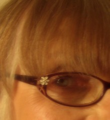 I SEE YOU (LinBow) Tags: me eye hazel glasses fancy see