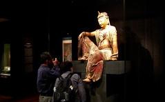 Boston MFA Enlightened (JayVeeAre (JvR)) Tags: 2016johannesvanrooy 2016 boston johannesvanrooy johnvanrooy gimp28 picasa3 httpwwwpanoramiocomuser1363680 httpwwwflickrcomphotosjayveeare johnvanrooygmailcom canonpowershotg10 buddha statue museum fine arts light enlightened contrast
