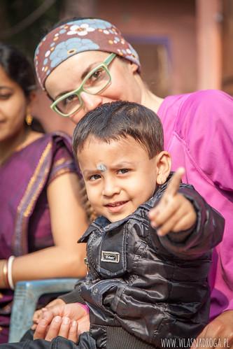 Mały rozrabiaka-Bhuman