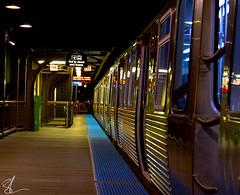 Chicago Metro (Brett Landrum) Tags: chicago chi chicity chitown wrdsmth thebean bean wills tower metro photography canon7d 7d streetart street art urbanart urban city windycity