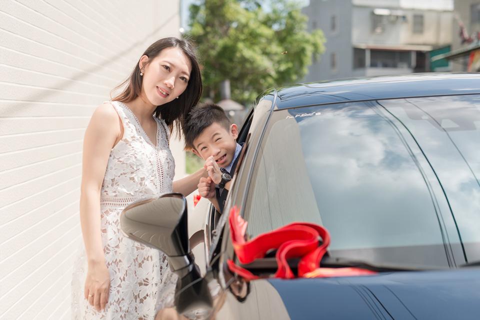 台南婚攝 情定婚宴城堡永康館 婚禮紀錄 C & V 028