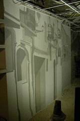 Bar Max (Borobros Bureau Creativo) Tags: borobrosbureaucreativo interior negocio pintura mural color calle farolas balcones