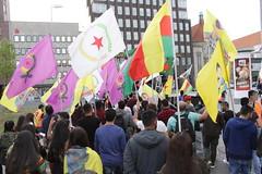 12 (afnpnds) Tags: kurdischejugend kurdistan demonstration hannover niedersachsen abdullahcalan international solidaritt 2016