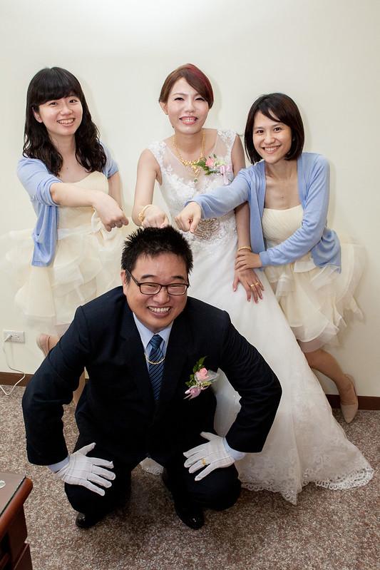 孟峰&梵齡 婚禮紀實-228