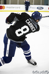 connor carrick (DeWhit Photography) Tags: torontomapleleafs mapleleafs leafs hockey halifax hockeyplayer hockeyphotography icehockey photo hockeyphoto sports sportsphotography sportphotography sport canon bmocentre trainingcamp