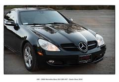 2006 Mercedes-Benz SLK 280 #07 (Godfrey DiGiorgi) Tags: 2006 car mercedes slk280 santaclara california usa