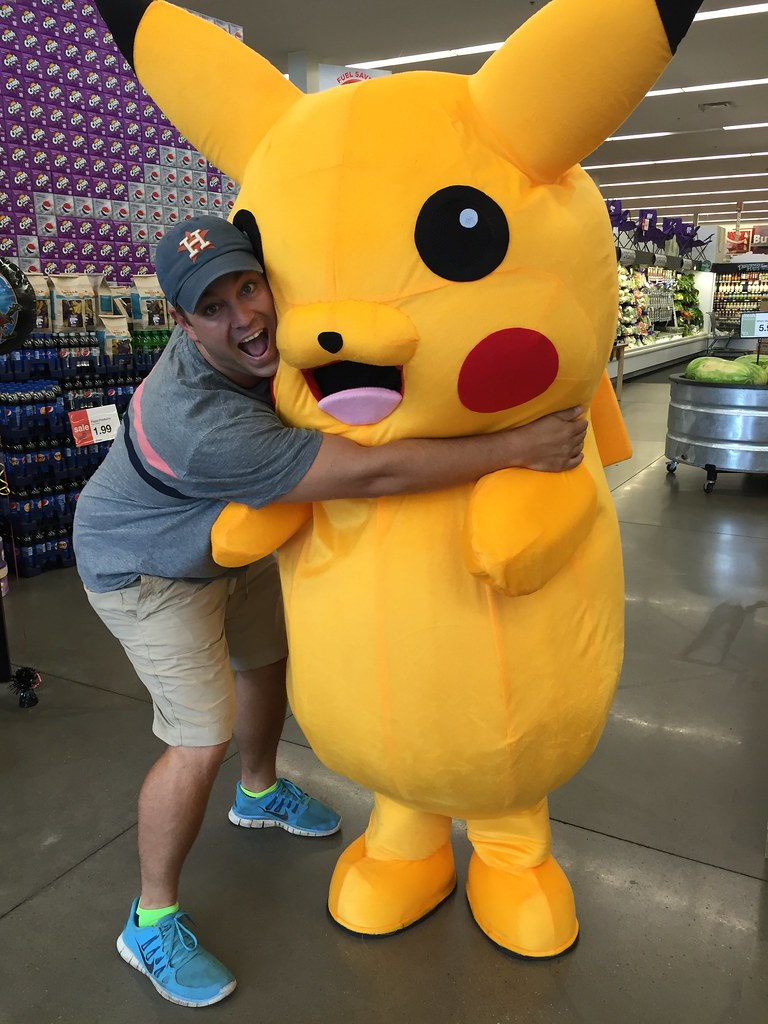 Pokémon day at Hyvee