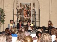 Presentación de Dramabundo en Bodegas Campos