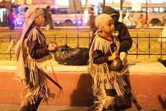 IMG_4691 (Charles J. Scanlon) Tags: dance dancers tribal guadalupe plazadearmas ciudadjuarez matachines ritualdance matachin zonacentro tricaldance