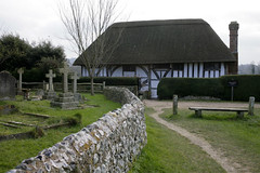 CLERGY HOUSE (Adam Swaine) Tags: county uk england sky green church beautiful rural canon sussex countryside wooden village britain cottage villages nationaltrust eastsussex gravestones alfriston 2012 counties cottages naturelovers thatchedcottage clergyhouse thisphotorocks sussexvillage villagecottage adamswaine mostbeautifulpicturesmbppictures wwwadamswainecouk