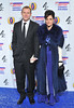The British Comedy Awards 2012 held at the Fountain Studios - Robert Webb and guest