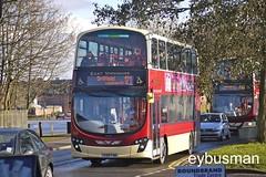 East Yorkshire 767, YX59FGM. (EYBusman) Tags: road bus eclipse volvo coach yorkshire east depot service scarborough motor 121 wright hull gemini services bridlington driffield eyms b9tl hilderthorpe eybusman yx59fgm