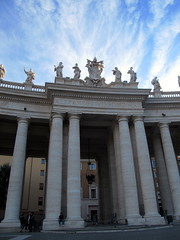 basilique St Pierre (LILI 296...) Tags: vatican roma église stpierre italie canonpowershotg12 ilesetterresdusoleil