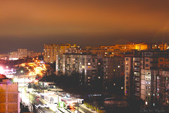 My City 1 (Carp Ion) Tags: city night chisinau moldova ciocana