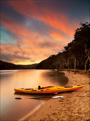 Kayak (AnthonyGinmanPhotography) Tags: kayak theshire grayspoint swallowrockreserve