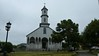 Wood and reverence -- Church of Dalcahue, Chiloe, Chile
