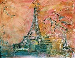 CYRIL RUELLE PARIS 1999 EIFFEL TOWER