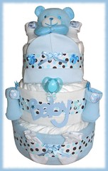 Nappy Cake (84) (Labours Of Love Baby Gifts) Tags: babygift nappycake nappycakes newbabygifts laboursoflovebabygifts