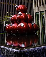 Festive NY pile of balls- (Singing With Light) Tags: city nyc november ny festive photography pentax manhattan 2012 k5 jjp singingwithlight