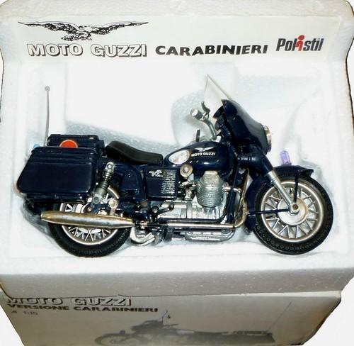Polistil Moto Guzzi Carabinieri-001