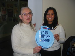 CBE Award to Yasmin Qureshi 001 by manchesterfoe, on Flickr