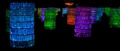 CV040 Water Towers (listentoreason) Tags: usa art museum night america canon geotagged artist unitedstates pennsylvania geocoded scenic favorites places longwoodgardens watertowers score35 ef28135mmf3556isusm brucemunro