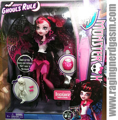 Monster High Ghouls Rule Draculaura by Mattel (Raging Nerdgasm) Tags: monster by tom high rule mattel raging rng ghouls nerdgasm draculaura khayos