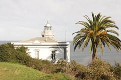 Faro de Cands (AurelianusRex) Tags: lighthouse faro cands lighthousetrek farosdeespaa