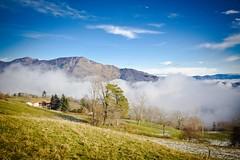 Cima Marana e le nuvole (gian2374) Tags: nuvole cielo cima marana crespadoro