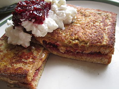 PB&J French Toast (236ism) Tags: french toast butter peanut pbj