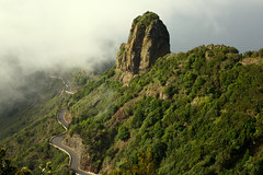 Tenerife (endorkazan) Tags: mountains tenerife roads canaryislands