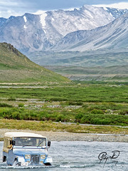 Seat of Giants: DeoSai (IshtiaQ Ahmed (is Back)) Tags: trip family pakistan fauna flora jeep stuck villages clear rivers land waters karakoram giants wilderness bara himalaya chill pani chota treeless deosai baltistan sadpara astore ishtiaqahmed gilgitbaltistan