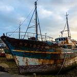 Epaves de vieux bateaux - Wrecks of old ships thumbnail