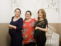 Lizzie (37 wks), Rachael (29 wks), Kris (26 wks) (gc1) Tags: christmas rachael lizzie pregnant kris hogmanay 2012 pregos